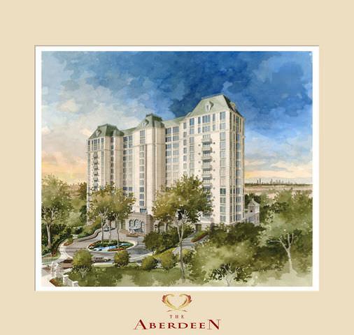 Vinings Condos – The Aberdeen
