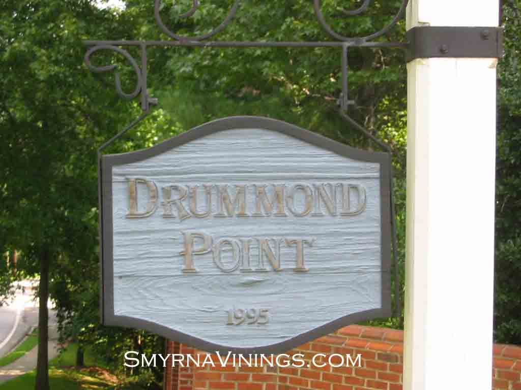 Vinings Homes – Drummond Point