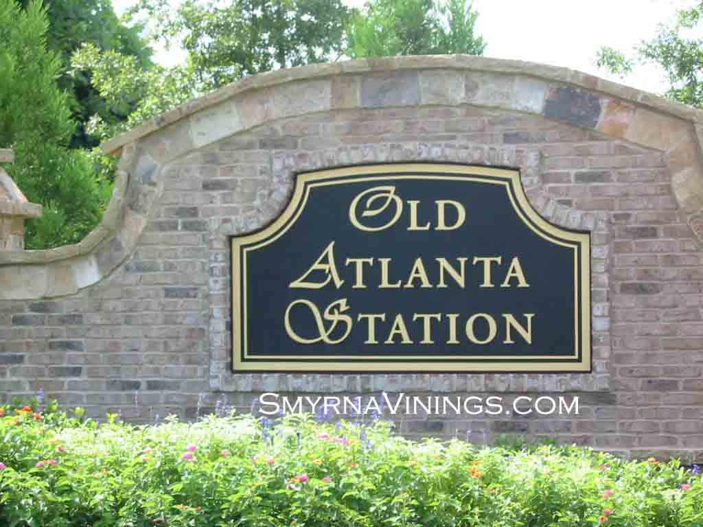 Featured Vinings Townhome for Sale
