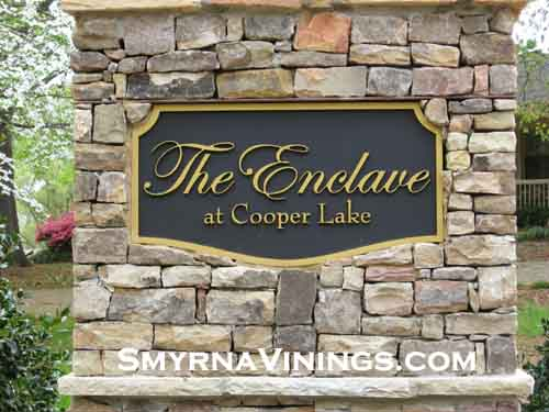 Enclave at Cooper Lake – Smyrna Homes