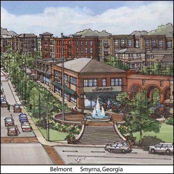 Belmont Hills Redevelopment Approved