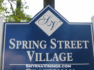 Spring Street Village in Smyrna