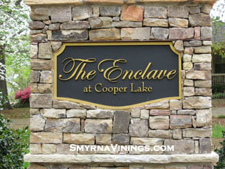 Enclave at Cooper Lake - Smyrna Homes for Sale