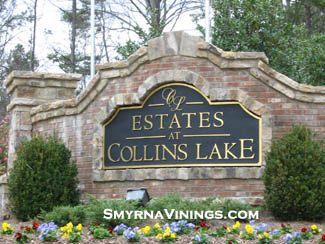 The Estates at Collins Lake