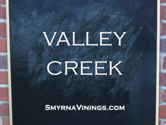 Valley Creek in Vinings
