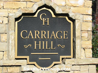 Carriage Hill - Smyrna Vinings Townhomes
