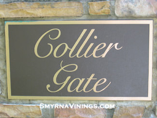 Collier Gate - Smyrna Homes