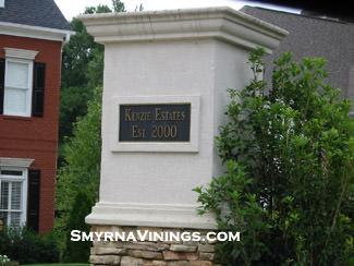 Kenzie Estates - Smyrna Vinings Homes