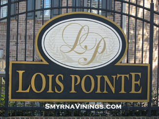 Lois Pointe - Smyrna Vinings Homes