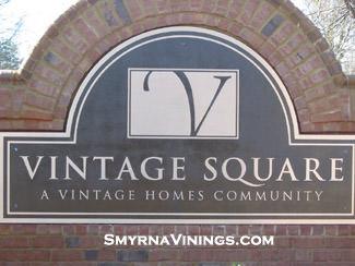 Vintage Square - Smyrna Townhomes