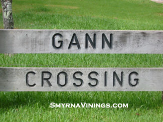 Gann Crossing - Smyrna Homes