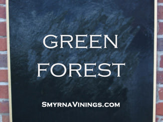 Green Forest - Smyrna Homes
