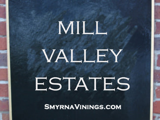 Mill Valley Estates - Smyrna Homes