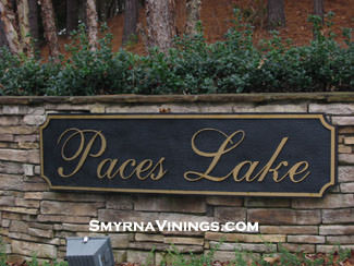 Paces Lake - Smyrna Homes