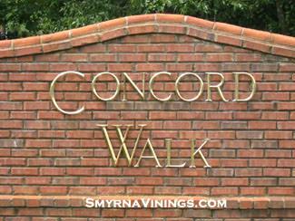Concord Walk - Smyrna Homes