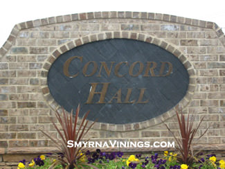 Concord Hall Townhomes