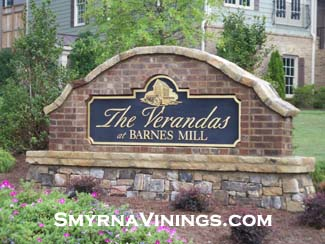 Verandas at Barnes Mill Townhomes