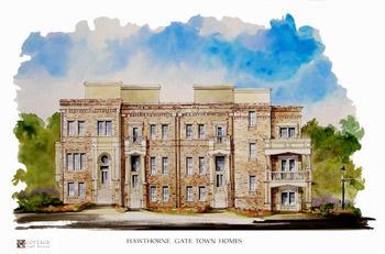 Hawthorne Gate Townhomes