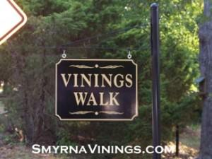 Vinings Walk - Vinings homes for sale