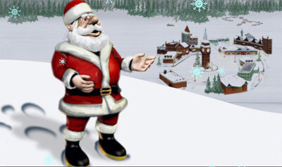 Track Santa as he heads to Smyrna Vinings
