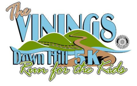2015 Vinings Down Hill 5K Run for the Kids