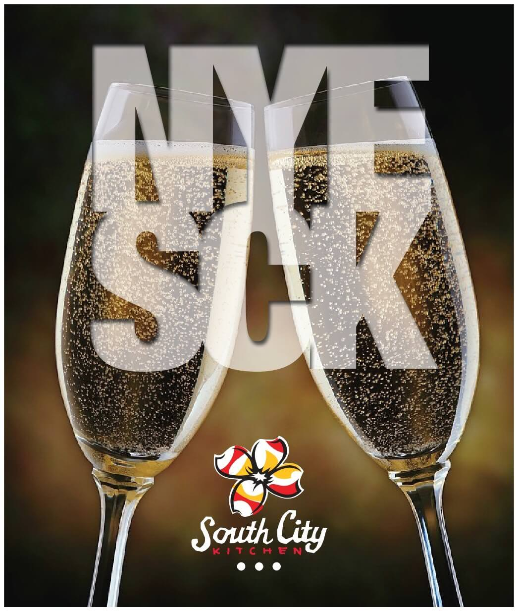 New Years Eve at South City Kitchen Vinings