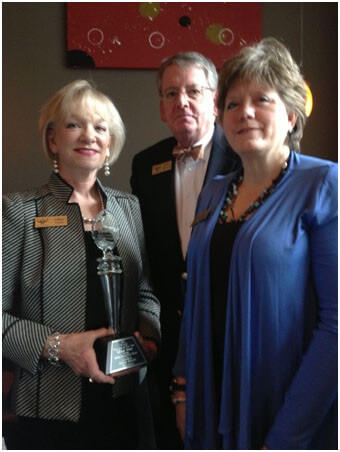 Vinings Historic Preservation Society Honored