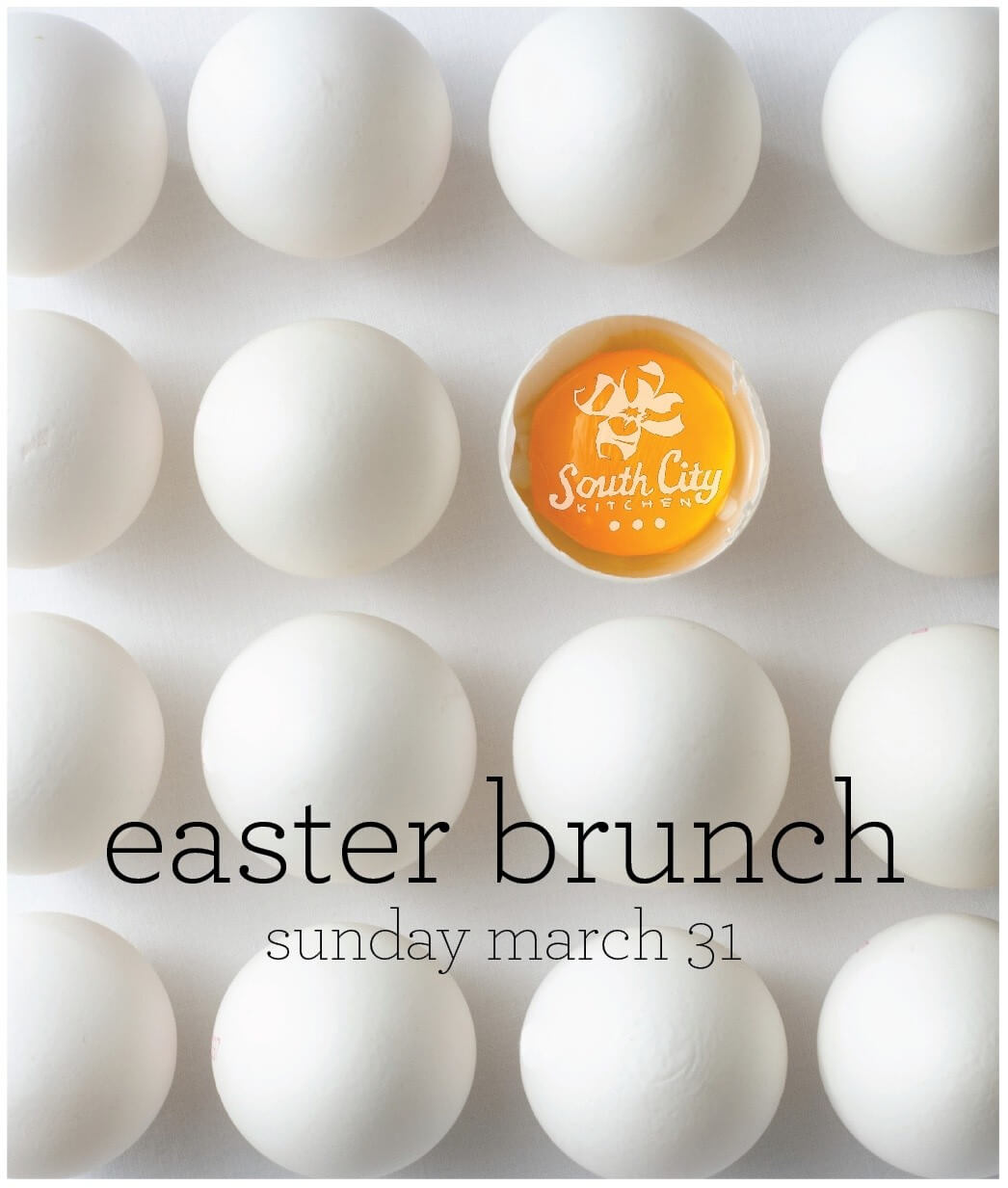Easter Brunch at South City Kitchen