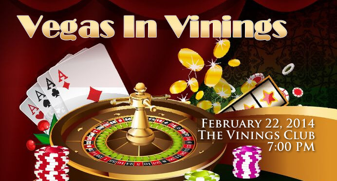 Vegas in Vinings February 22nd