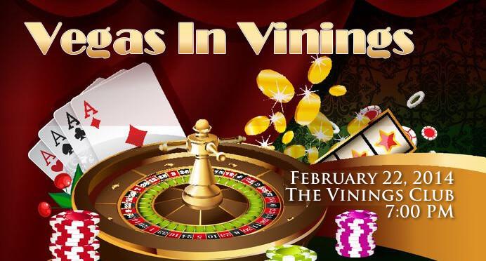Vegas in Vinings February 22nd