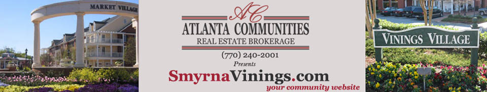 Smyrna Homes – Smyrna Vinings Neighborhoods